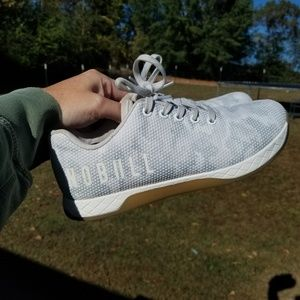 Nobull Project Frostbite Camo Size 9